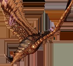 Horned-Bird