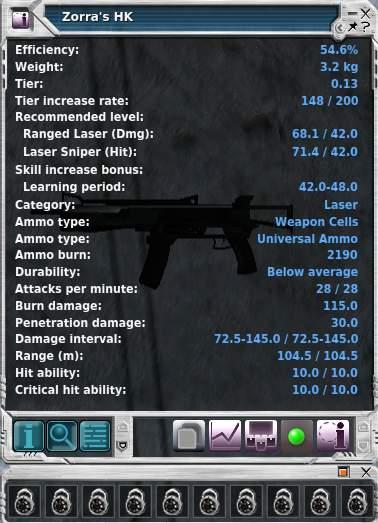 How to make Zorra HK pk/hunting goodie?