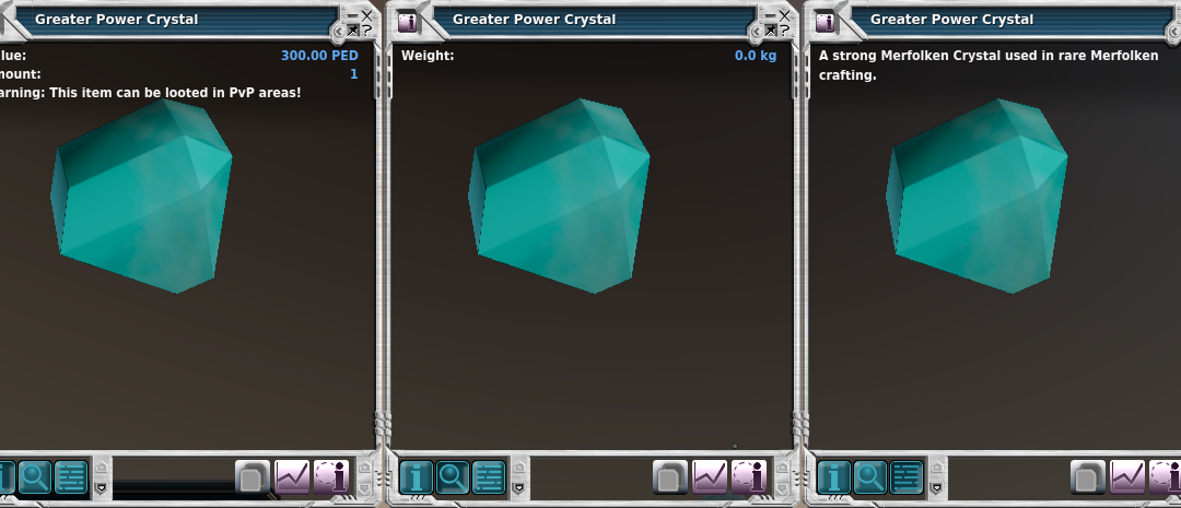 How to get Greater Power Crystal